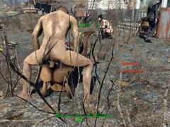 Fallout 4 Pillards sex land part1